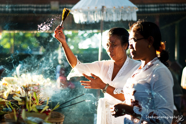 Bali ceremonial