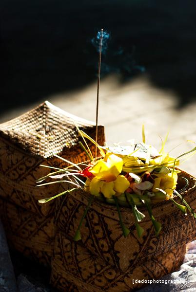 Banten or Canang