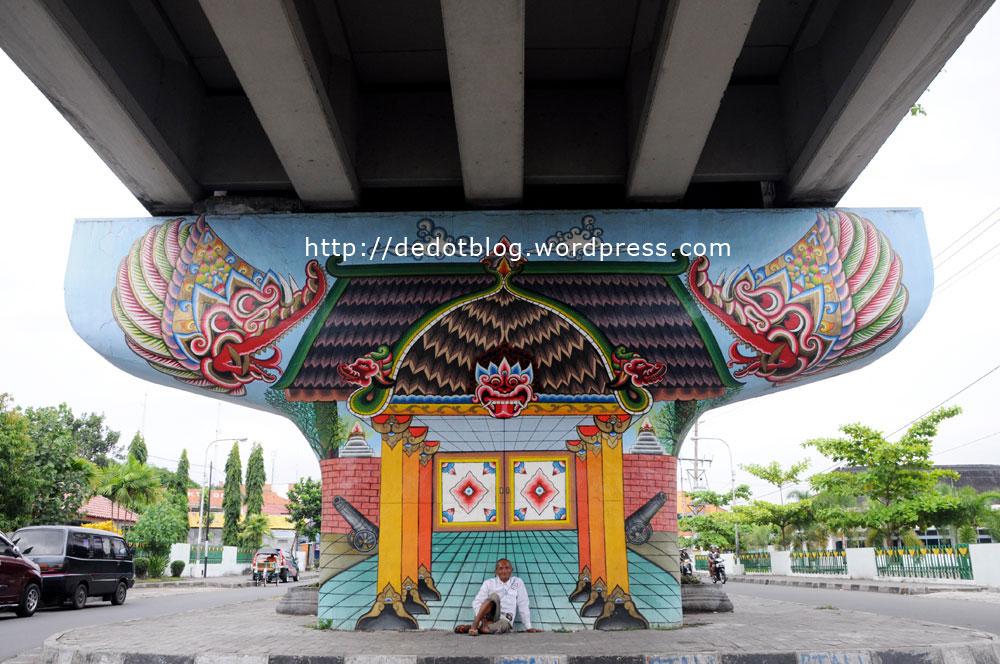 jogjakarta mural city dedot photoblog
