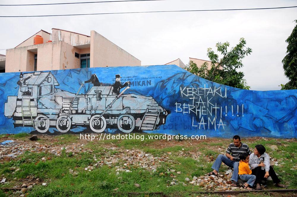 Jogjakarta mural city dedot photoblog for Mural yogyakarta