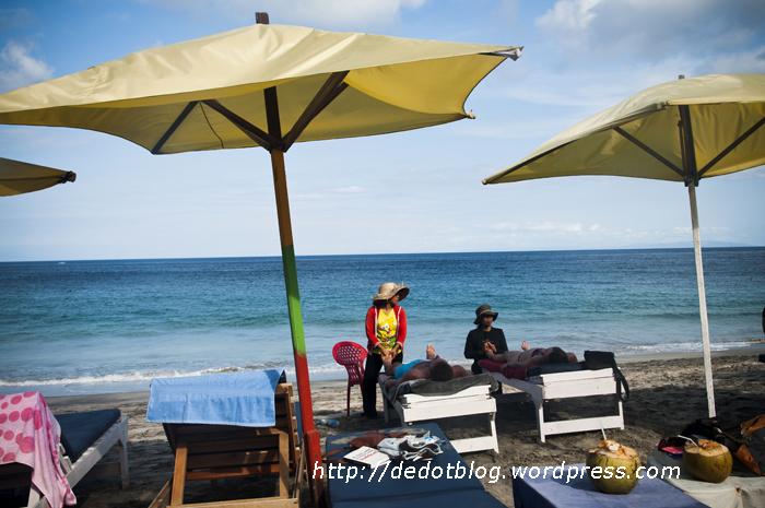 Menikmati Keelokan Virgin Beach – Dedot Photoblog